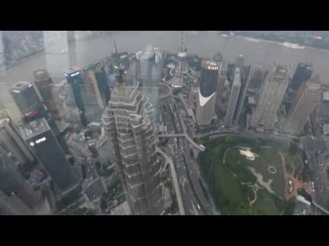 Shanghai chase - from the Shanghai World Financial Center