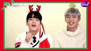 (Arabic Sub) B.A.P TV | Santa B.A.P's Hot Answers for Fan's Wishes