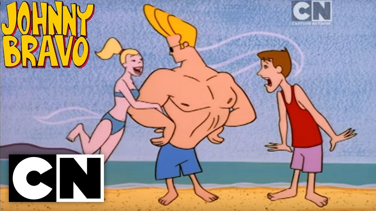 Johnny Bravo - Beach Blanket Bravo - YouTube