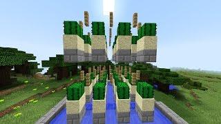 Minecraft Cactus Farm 1.9.2