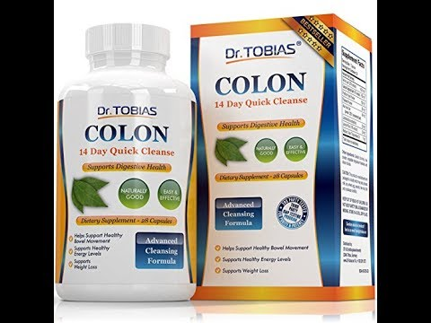 Dr. Tobias- 14 Day Colon Cleanse - experience/review