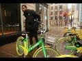 An inside look at how LimeBike manages bike-share in downtown Dallas
