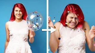 SUPER GIFT IDEAS! 17 حيلة هدايا بسيطة و مـذهلة للجميع