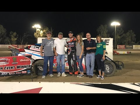 Garrett Jernagan Racing @Bakersfield Speedway 9/16/17