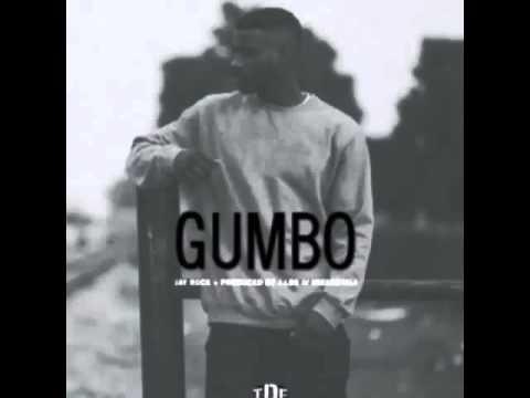 Jay Rock - Gumbo ( instrumental with HOOK)