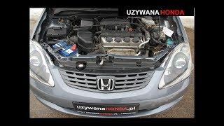 PREZENTACJA Honda Civic VII 1.4 2004 55000 km ! ! ! ! uzywanahonda.pl Krzysztof Oracz