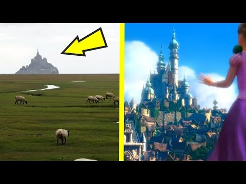 Thumbnail: 5 Disney Movie Locations That Exist In Real Life!