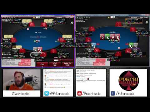 Aarnimetsa's Phoenix Bankroll Challenge with Hyper SNG's continues