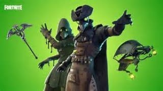 Fortnite Season 6 - NEW PLAGUE SKIN AND CRYPT CRUISER GLIDER played by TNTextreme