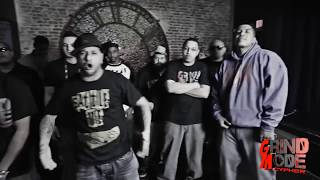 Grind Mode Cypher | Raise the Bar pt.2 | Shameless Self-Promotion (produced by Lingo)