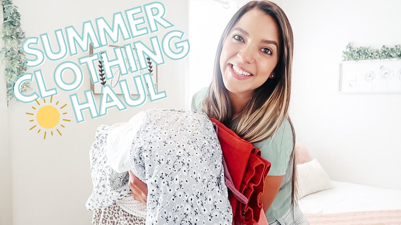 HUGE SUMMER TRY-ON HAUL!!!