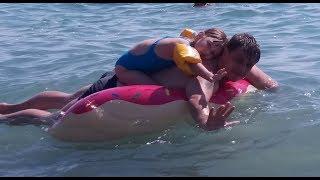 Отдых семьёй: море, п.Криница, неудача с перевозчиком