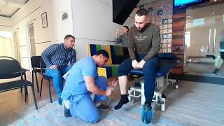 Seminar on Kinesiotherapeutic Features of Rehabilitation and Treatment Planning