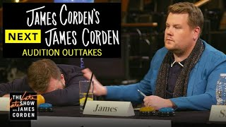 Audition Outtakes: James Corden