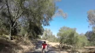 Lake Natoma biking 1