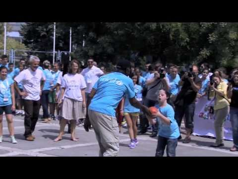 TodaysNetworkNews: BOSNIA & HERZEGOVINA: SPORTS for CHILDREN with DISABILITIES (UNICEF)