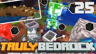 WITHER SKULL ROUND-UP! - Truly Bedrock - S1 E25 - Minecraft SMP