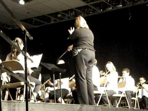 Collegium Charter School 5th & 6th Grade Band 12.08.11