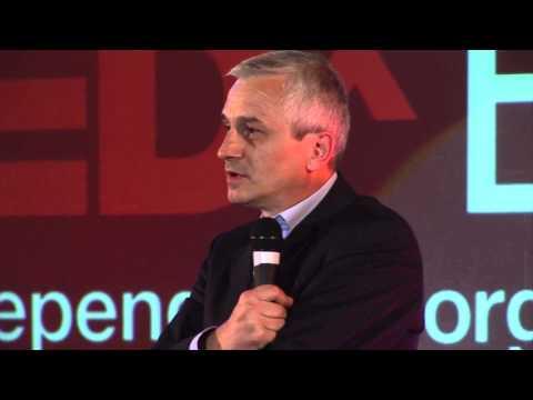 Transform laziness in innovation and efficiency | Silviu Măgureanu | TEDxBrașov
