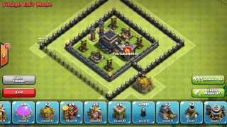 Clash of Clans- Best TH9 Trophy Base Speed Build