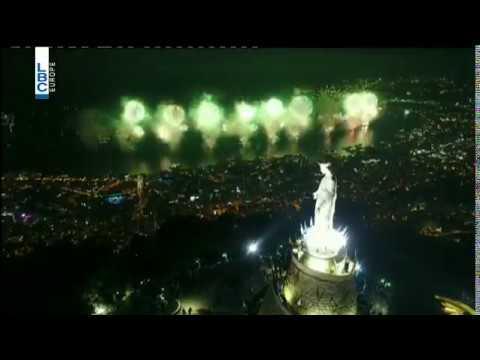 Jounieh Summer Festival Fireworks 2017 Lebanon FULL