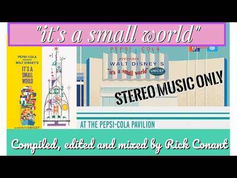 It's a Small World at the New York World's Fair 1964 STEREO MUSIC ONLY.m4v