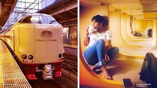Japon Trenleri Turistleri Neden Çok Şaşırtıyor