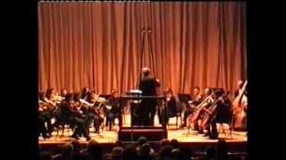Verdi Quartet movements 3 and 4 in orchestral version