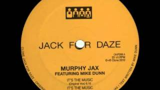 Murphy Jax featuring Mike Dunn - It