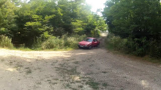 ford orion summer test
