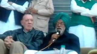 Speech of Gurdas Badal (PPP)