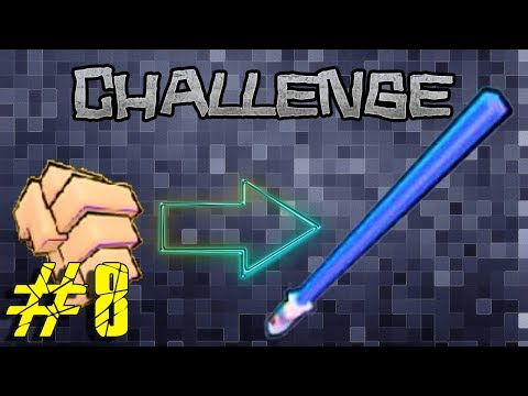 Block City Wars #8 - Using All Melee Weapons Challenge
