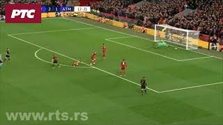 Fudbal - LŠ: Liverpul - Atletiko Madrid 2:3