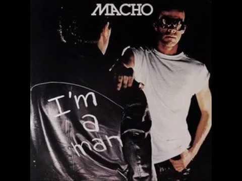 Macho - I'm A Man (12'' version) - 1978