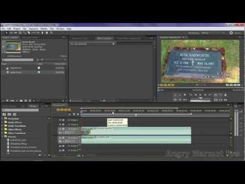 Adobe Premiere impostazioni progetto Pal e Export per Dvd e Youtube - Primi passi