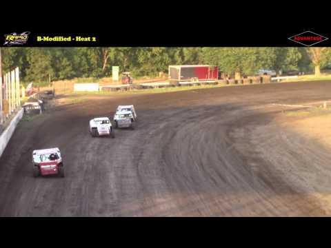 B-Modified -- 6/9/17 -- Rapid Speedway
