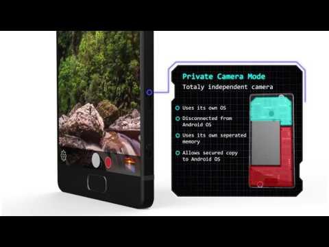 PRIVAT - Smartphone, indiegogo campaign