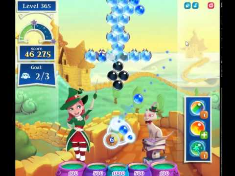 Bubble Witch Saga 2 Level 365