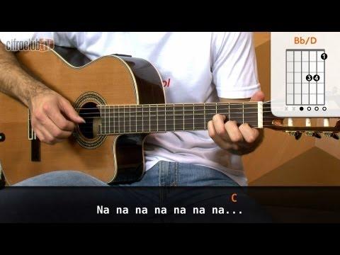 Ainda Bem - Marisa Monte (aula de violão simplificada)