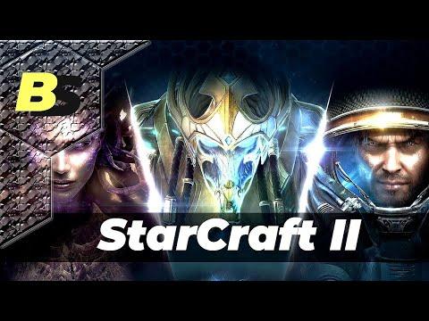 StarCraft 2  streaming ♫