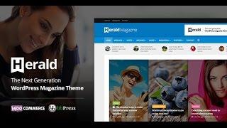 Top 10 Best Blog WordPress Themes 2017 (Blogging WP Themes)