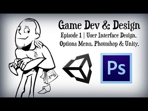 Game Dev & Design - Updating the Options Menu