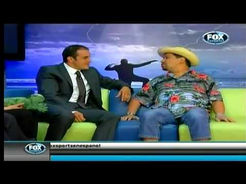 El Costeño se burla de Cuauhtemoc Blanco en su programa