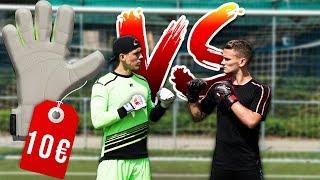 How good are 10€ Goalkeeper-Gloves?!