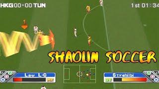 Jurus Tim (Negara) Terkunci Di Game Super Shot Soccer PS1