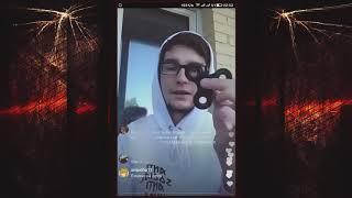 Fallen MC о батле Oxxxymiron Versus Гнойный   rap 2017, new hip hop, хип хоп, клип, русский реп