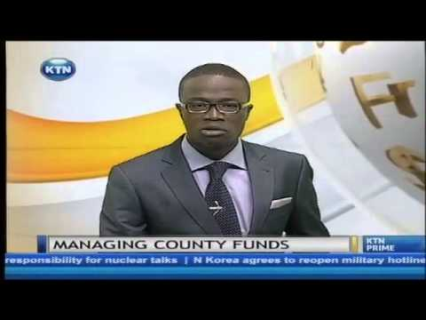 Managing County Funds