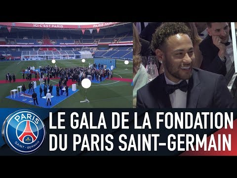 RETOUR SUR LE GALA DE LA FONDATION DU PARIS SAINT-GERMAIN