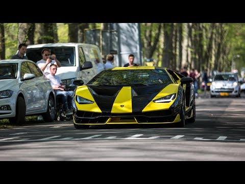 Supercars Accelerating – LaFerrari Aperta, Aventador SVJ, Centenario, M6 GT3, 918 Spyder, Veyron,…