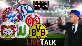 GOAL ⚽️ Der Fussball LIVETALK 24. Spieltag